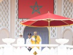 HM King Mohammed VI chairs, in the Royal Palace of Tetouan, Oath-taking Ceremony of Graduate Officers of Major Military and Paramilitary Schools