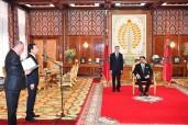 SM el Rey Mohammed VI nombra en el Palacio Real de Rabat a Mohamed Benchaaboun ministro de Economía y Finanzas