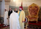 SM el Rey Mohammed VI nombra en el Palacio Real en Rabat a nuevos walis y gobernadores en las administraciones territorial y central, así como al gobernador, director del FEC y al gobernador, director de la AUC