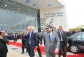 """SM el Rey Mohammed VI lanza en Rabat proyectos ferroviarios de gran envergadura en el marco de la inauguración del Tren de Alta Velocidad (TAV) """"AL BORAQ"""""""