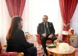 SM le Roi Mohammed VI reçoit au Palais Royal à Rabat Mme Amina Bouayach et la nomme présidente du Conseil National des Droits de l'Homme (CNDH)