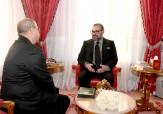 SM le Roi Mohammed VI reçoit au Palais Royal à Rabat M. Ahmed Chaouki Benayoub et le nomme au poste de Délégué interministériel aux droits de l'Homme (DIDH)