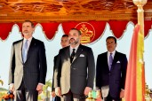 Ceremonial Welcome in Rabat for HM King Felipe VI of Spain and Queen Letizia