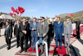 "Essaouira: HM King Mohammed VI inaugurates the hydro-agricultural development project of the ""Ksoub"" perimeter"