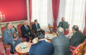 Coronavirus : HM The King chairs a working session working session on the situation of the Moroccan citizens in Wuhan