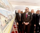 "HM King Mohammed VI launches the construction works of ""CMP- Mohammed V Foundation for Solidarity"" at the Bensouda neighborhood in Fez, and gives His High Instructions for the creation of two additional centers in Fez and Tangier"