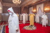 His Majesty King Mohammed VI, Commander of the Faithful, commemorates Laylat Al Qadr