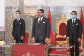 HM King Mohammed VI Delivers a Speech to the Nation on Occasion of Throne Day