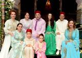 SM el Rey preside la ceremonia de contracción de matrimonio de SAR el Príncipe Moulay Rachid con Señorita Oum Keltoum Boufares