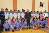 الزيارة الملكية لمراكش : تعزيز للبنيات التحتية السوسيو- رياضية للقرب