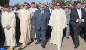 تشييع جثمان الفاعل الجمعوي محمد امجيد بمقبرة الرحمة بالدار البيضاء