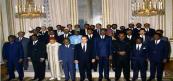 12th Franco African Summit - Paris, 1985