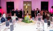 صاحبة السمو الملكي الأميرة للا حسناء تترأس بالرباط حفل عشاء خيري نظمه النادي الدبلوماسي والمؤسسة الدبلوماسية  لدعم المشاريع الخيرية بالمغرب