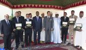 صاحب السمو الملكي الأمير مولاي رشيد يترأس بمكناس افتتاح النسخة التاسعة للمعرض الدولي للفلاحة