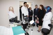 صاحبة السمو الملكي الأميرة للا سلمى تدشن بطنجة المركز المرجعي للصحة الإنجابية والكشف عن سرطان الثدي وعنق الرحم