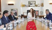 صاحبة السمو الملكي الأميرة للا سلمى تترأس المجلس الإداري لمؤسسة للاسلمى للوقاية وعلاج السرطان