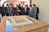 صاحب السمو الملكي ولي العهد الأمير مولاي الحسن يدشن بمراكش متحف محمد السادس لحضارة الماء بالمغرب