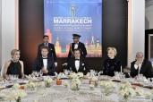 صاحب السمو الملكي الأمير مولاي رشيد يترأس، بقصر المؤتمرات بمراكش، حفل عشاء أقامه جلالة الملك بمناسبة الافتتاح الرسمي للدورة ال 16 للمهرجان الدولي للفيلم بمراكش