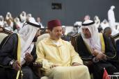 صاحب السمو الملكي الأمير مولاي رشيد يمثل جلالة الملك في احتفال دولة الإمارات العربية المتحدة بيومها الوطني ال 45