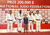 SAR le Prince Héritier Moulay El Hassan préside à Rabat la cérémonie d'ouverture officielle et de remise des médailles de la 5e édition du World Judo Masters Mohammed VI