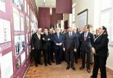 صاحب السمو الملكي الامير مولاي رشيد يترأس بباريس افتتاح معرض (المغرب عبر العصور)