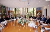 صاحبة السمو الملكي الأميرة للا حسناء تترأس، بالرباط، أشغال المجلس الإداري لمؤسسة محمد السادس لحماية البيئة