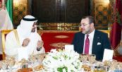 SM el Rey ofrece un almuerzo oficial en honor de SA Jeque Mohammed Ben Zayed Al-Nahyane