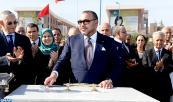 SM el Rey Mohammed VI coloca la primera piedra del Centro de Investigación, Desarrollo e Innovación en ciencias del ingeniero de Gran Casablanca