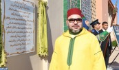 """SM el Rey Mohammed VI, Amir Al Muminin (Comendador de los Creyentes), inaugura en Marrakech el Complejo administrativo y cultural """"Mohammed VI"""" dependiente del Ministerio de Habices y Asuntos Islámicos"""
