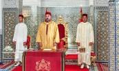 SM el Rey Mohammed VI dirigirá mañana domingo un discurso a la Nación con motivo del 64 aniversario de la Revolución del Rey y del Pueblo