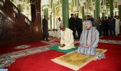 HM the King, Commander of the Faithful, visits King Faisal Mosque in Conakry, donates 10,000 copies of Holy Quran