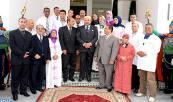 SM el Rey Mohammed VI inaugura un centro de formación por aprendizaje en los oficios de artesanía en Tetuán