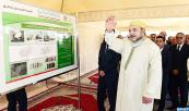 His Majesty King Mohammed VI launches, inaugurates important social projects in Fquih Ben Saleh