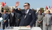 Su Majestad el Rey Mohammed VI, Amir Al Muminin, lanza en Rabat las obras de construcción del Instituto Mohammed VI de Formación de Imanes, Morchidines y Morchidates