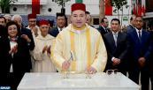 SM el Rey lanza en Casablanca proyectos de la segunda fase de rehabilitación de la medina