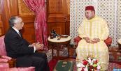 SM el Rey Mohammed VI nombra a Omar Azziman presidente del Consejo Superior de la Educación, la Formación y la Investigación Científica