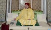SM el Rey Mohammed VI, Amir Al Muminin, preside una velada religiosa en conmemoración de Aid Al Mawlid Annabawi Acharif