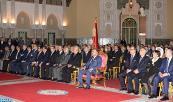 """SM el Rey Mohammed VI preside en Casablanca la ceremonia de firma de ocho convenios relativos al proyecto """"Wessal Casablanca-Port"""""""