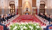 SM el Rey preside en Fez un Consejo de ministros