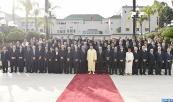 SM el Rey Mohammed VI preside en Casablanca la ceremonia de instalación de los miembros del Consejo Superior de la Educación, la Formación y la Investigación Científica