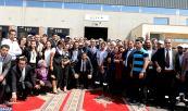 Su Majestad el Rey Mohammed VI preside en Mohammedia la ceremonia de firma de 7 convenios para la puesta en marcha de la estrategia nacional del desarrollo de la competitividad logística