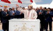 SM el Rey Mohammed VI lanza varios proyectos agrícolas en la región de Tadla-Azilal