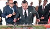 SM el Rey lanza y visita en Kenitra importantes proyectos socioeconómicos