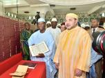 SM el Rey, Amir Al Muminin, dona 10.000 ejemplares del Santo Corán a Costa de Marfil