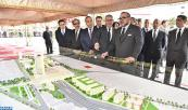 HM the King Launches Construction Works of New Railway Stations in Rabat