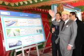 HM The King Launches Works To Build El Jadida–Safi 4.8 Bn Dirham Motorway 21 april 2013