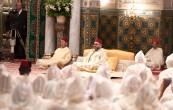 SM el Rey Mohammed VI, Amir Al Muminin, preside en Casablanca una nueva charla religiosa del mes de Ramadán