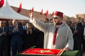 HM King Mohammed VI launches several projects to ensure the rebirth for Marrakech old Medina, reinforce its international influence and promote the lifestyle of its inhabitants and visitors