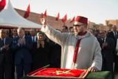 SM el Rey Mohammed VI lanza nuevos proyectos en Marrakech para un renacimiento y una proyección internacional de la Medina