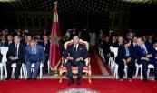 إشراف صاحب الجلالة الملك محمد السادس، نصره الله ، على إعطاء انطلاقة برنامج طنجة الكبرى